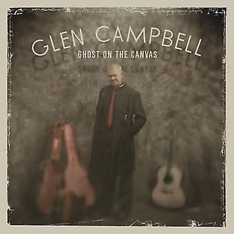 Glen Campbell - spøgelse på lærred [CD] USA importerer