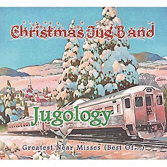Christmas Jug Band - Jugology (største næsten-uheld/bedste af) [CD] USA import