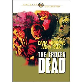 Frozen Dead importu USA (1966) [DVD]