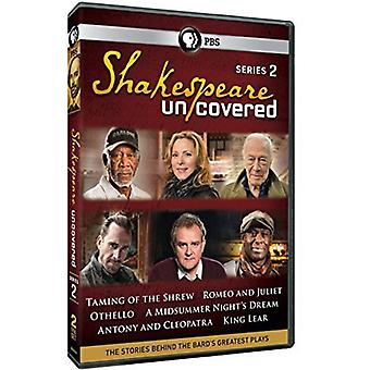 Shakespeare Uncovered: Series 2 [DVD] USA import