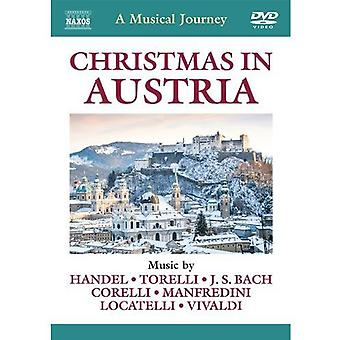 Musical Journey: Austrian Christmas [DVD] USA import