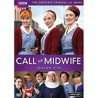 Call the Midwife: Season 5 [DVD] USA import