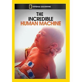 Incredible Human Machine [DVD] USA import