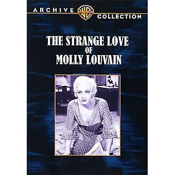Strange Love of Molly Louvain [DVD] USA import