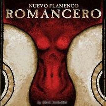 Eric Hansen - Nuevo Flamenco Romancero [CD] USA import
