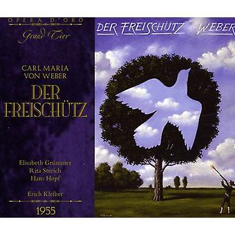 C.M. Von Weber - Weber: An Der Freisch Tz [CD] USA import