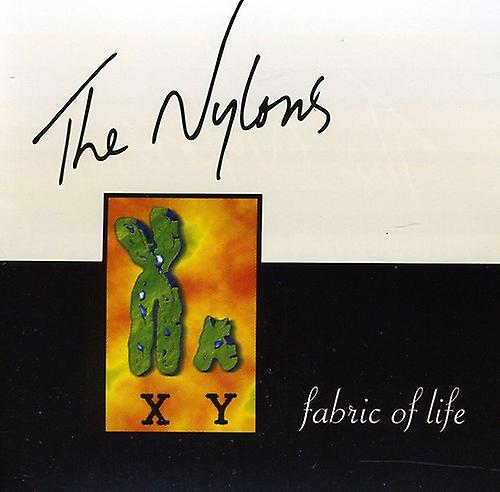 Nylons - Fabric of Life [CD] USA import