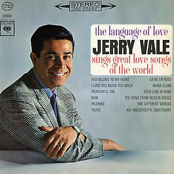 Jerry Vale - importación de USA de la lengua del amor [CD]