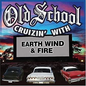 Earth Wind & brand - gamle skole Cruizin' [CD] USA import