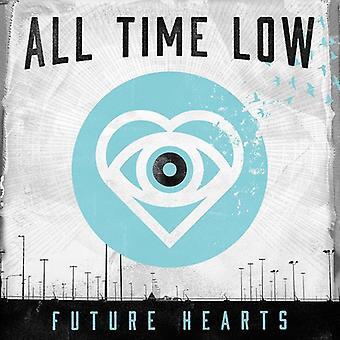 All Time Low - futuro corazones [CD] USA importar