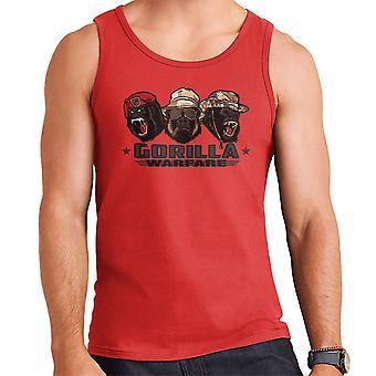 Gorilla krigsførelse mænds Vest
