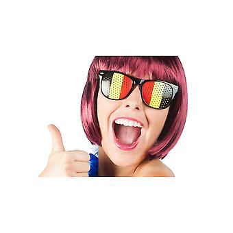 Gafas gafas tricolore belga colores