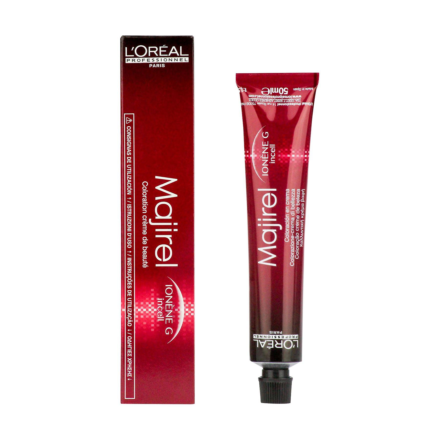L'Oreal Professionnel Majirel 5, 1 Light Ash Brown 50ml