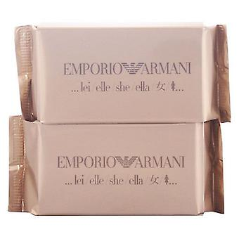 Armani She Duo Pack 2 Pieces (Woman , Perfume , Gift Wraps)