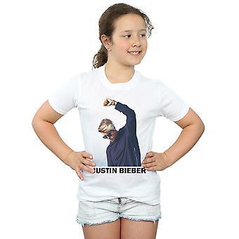 Justin Bieber piger skygge udgør T-Shirt