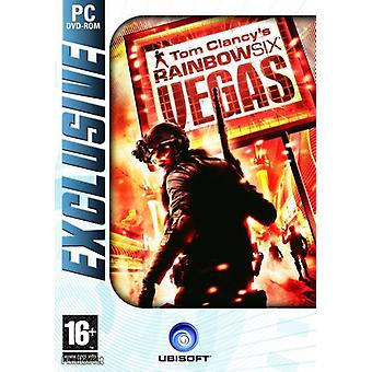 Rainbow Six Vegas de Tom Clancy (PC DVD) (utilisé)
