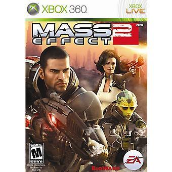 Mass Effect 2 spillet Classics Xbox 360-spill