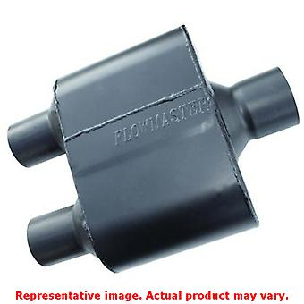 Flowmaster Performance Muffler - Super 10 Series 8430152 Black Fits:UNIVERSAL 0