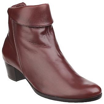 Riva Riva Armadillo Leather Boot