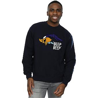 Looney Tunes Men's Road Runner Beep Beep Sweatshirt