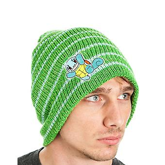 Pokemon Beanie Hat Squirtle new Official Green