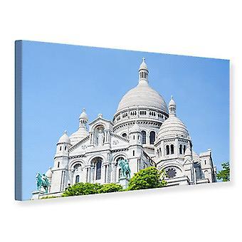 Canvas Print Paris-Montmartre