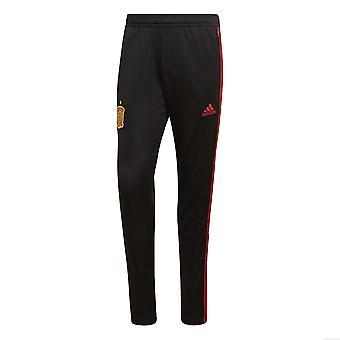 2018-2019 Spain Adidas Training Pants (Black)