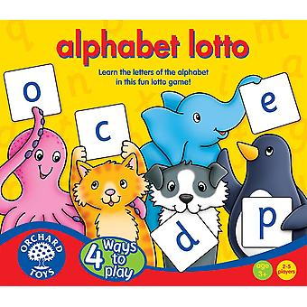 Orchard Toys alfabet Lotto