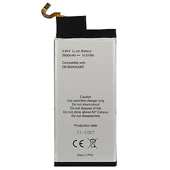 FIX4Smarts battery for Samsung Galaxy S6 edge G925F EB BG925ABE replaced battery
