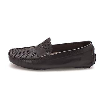 Cole Haan Womens Gundasam Square Toe Loafers