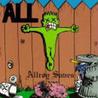 All - Allroy Saves [Vinyl] USA import