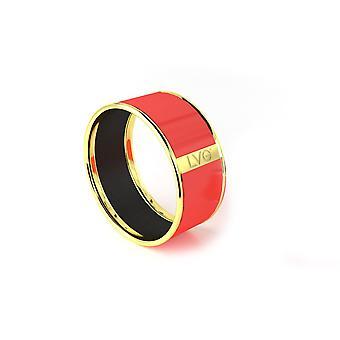 Vogue - Bracelet Bangle guld gul Orange Tangerine LVG ren legend
