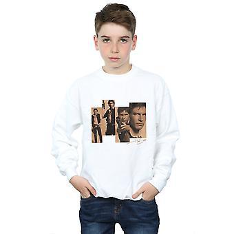 Star Wars Boys Han Solo Photoshoot Sweatshirt