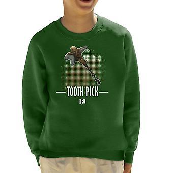 Fortnite Toothpick Kid's Sweatshirt