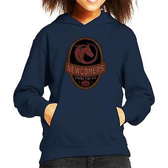 Westworld Newcomer Ale Kid das Sweatshirt mit Kapuze