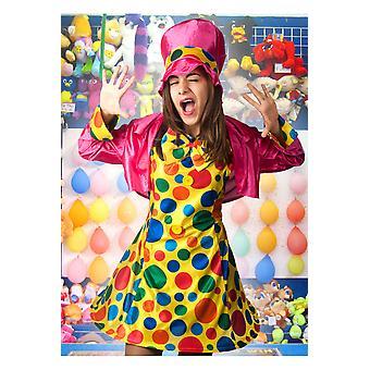 Women costumes Women Clown costume for women