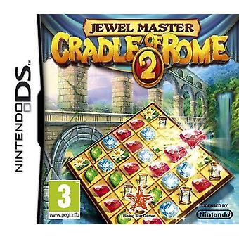 Cradle of Rome 2 (Nintendo DS) - Factory Sealed