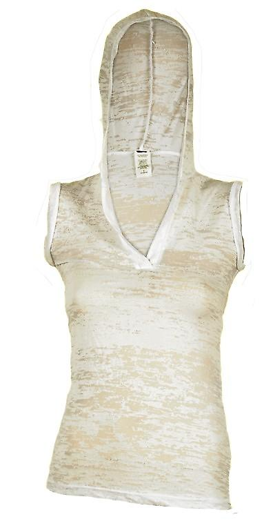 Waooh - Mode - T-Shirt à capuche sans manche