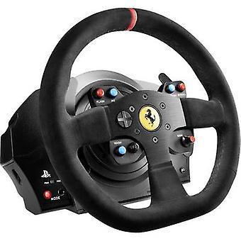 Thrustmaster T300 Ferrari Integral Alcantara Edition Steering wheel PlayStation 4 Black incl. foot pedals