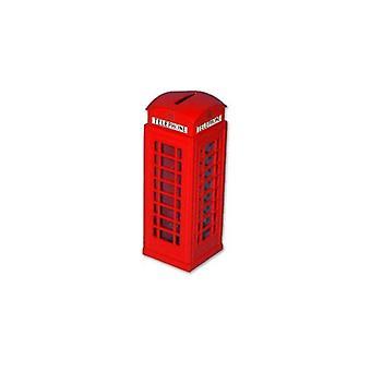 Union Jack bære kasse penge telefonboks