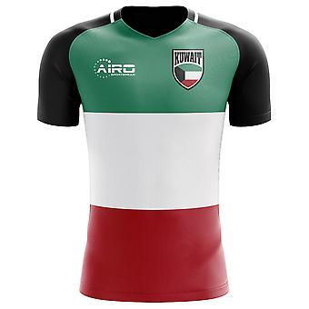 2018-2019 Kuwait Wohnkonzept Fußballtrikot