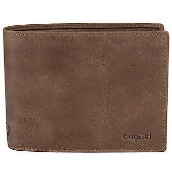 Bugatti Volo lederen portemonnee wallet portemonnee 492177
