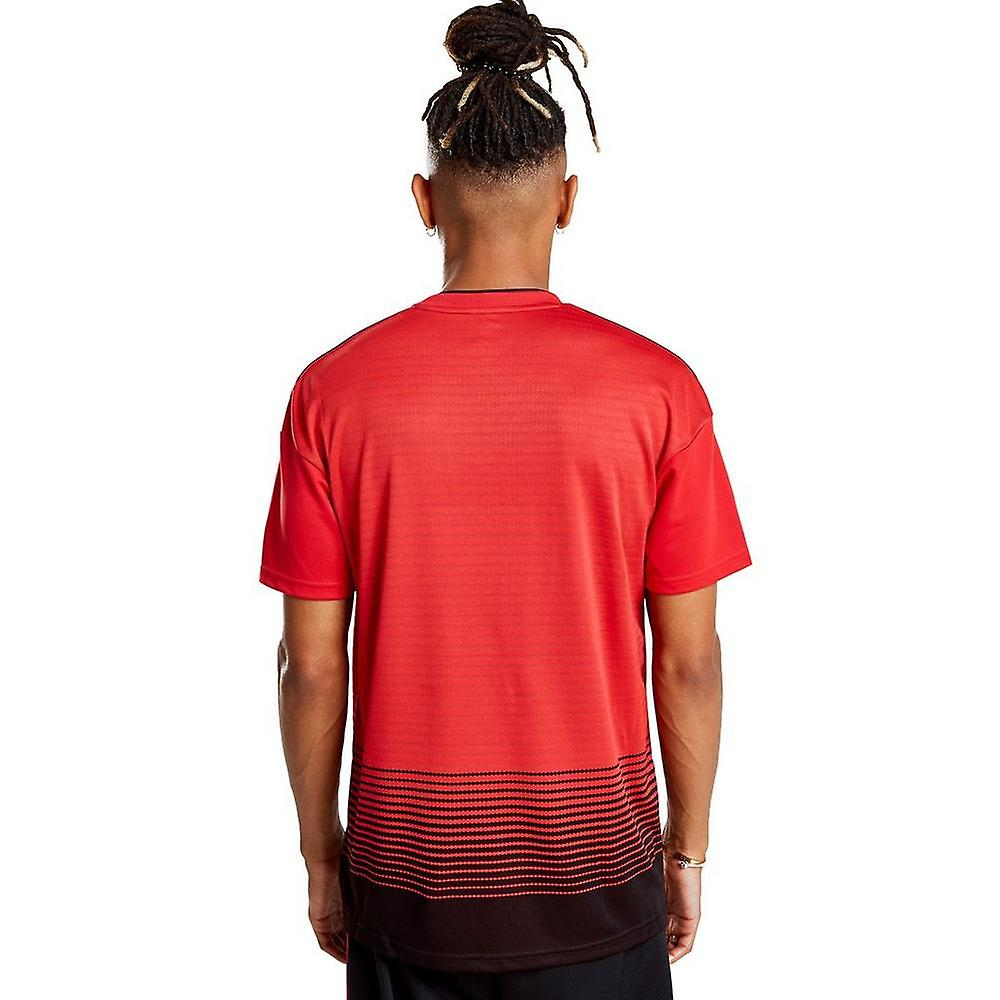 adidas Manchester United FC 2018/19 Men's Home Shirt