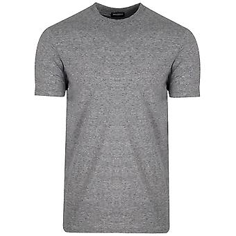 DSQUARED2 Underwear DSQUARED2 Grey DSQ2 Logo Crew Neck T-Shirt