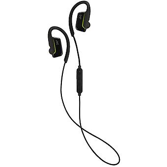 JVC HAEC30BTB AE Wireless Bluetooth Sports Clip Headphone Earphone - Black