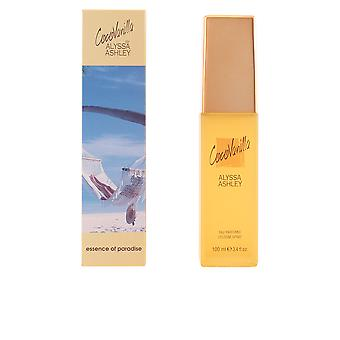 Alyssa Ashley Coco Vanilla Eau De Cologne Vapo 100ml Womens New Perfume Spray