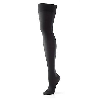 Activa Compression Tights Tights Cl2 Stock Thigh Black 259-0610 Ex-Lge