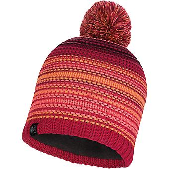 Buff Neper Knitted Bobble Hat