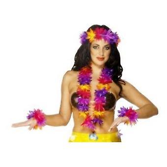 Hawaiian 4 Piece Set.