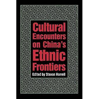 Kulttuurin kohtaamisia Kiinan etniset rajoja jonka Stevan Harrell - 9